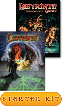 Labyrinth Starter Kit